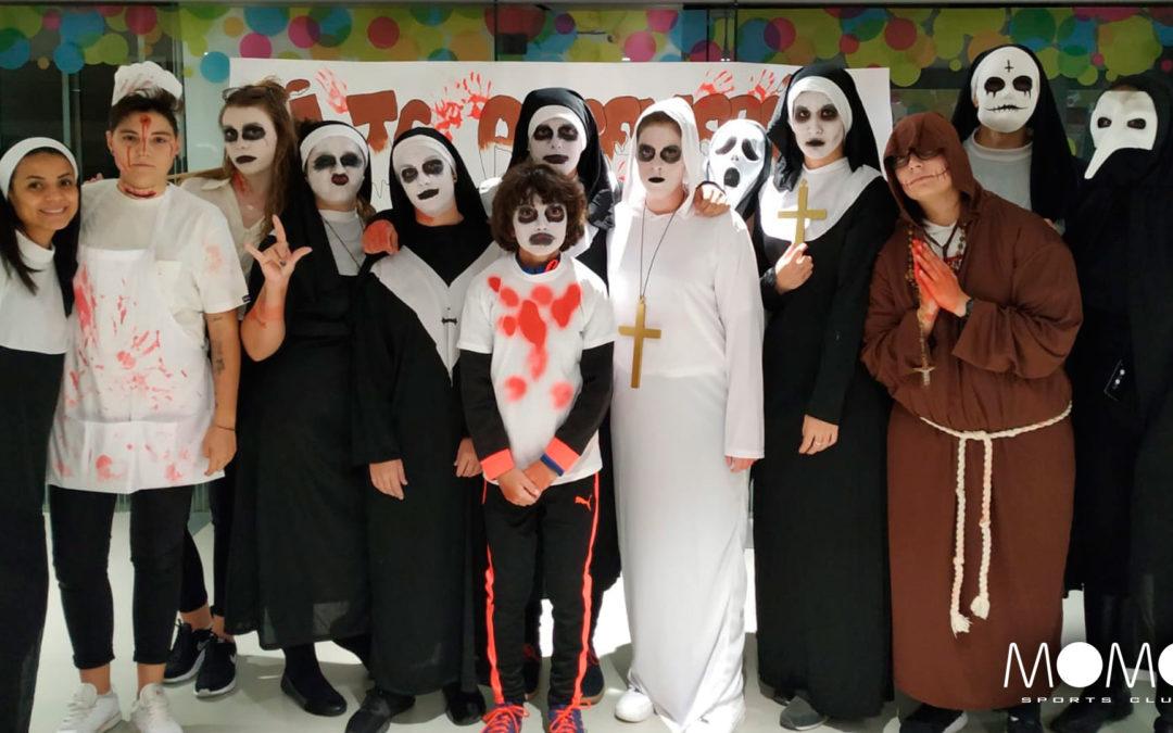 Dçias de Halloween en MOMO La Dehesa