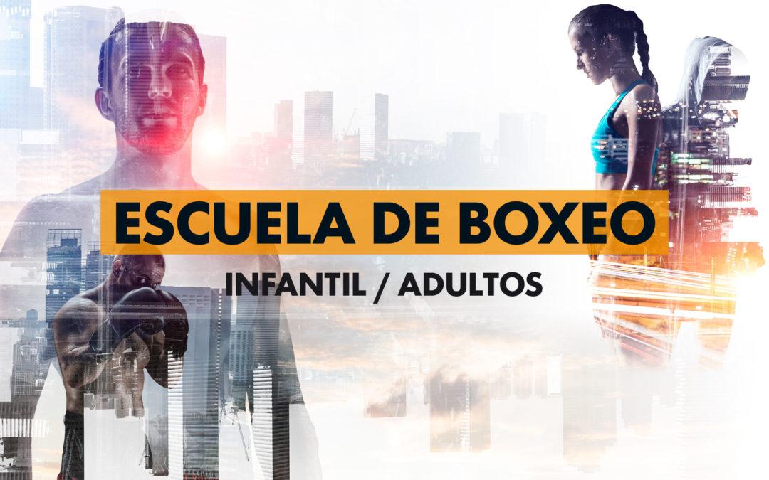 EL BOXEO, TONIFICACIÓN, AGILIDAD Y AUTOCONFIANZA