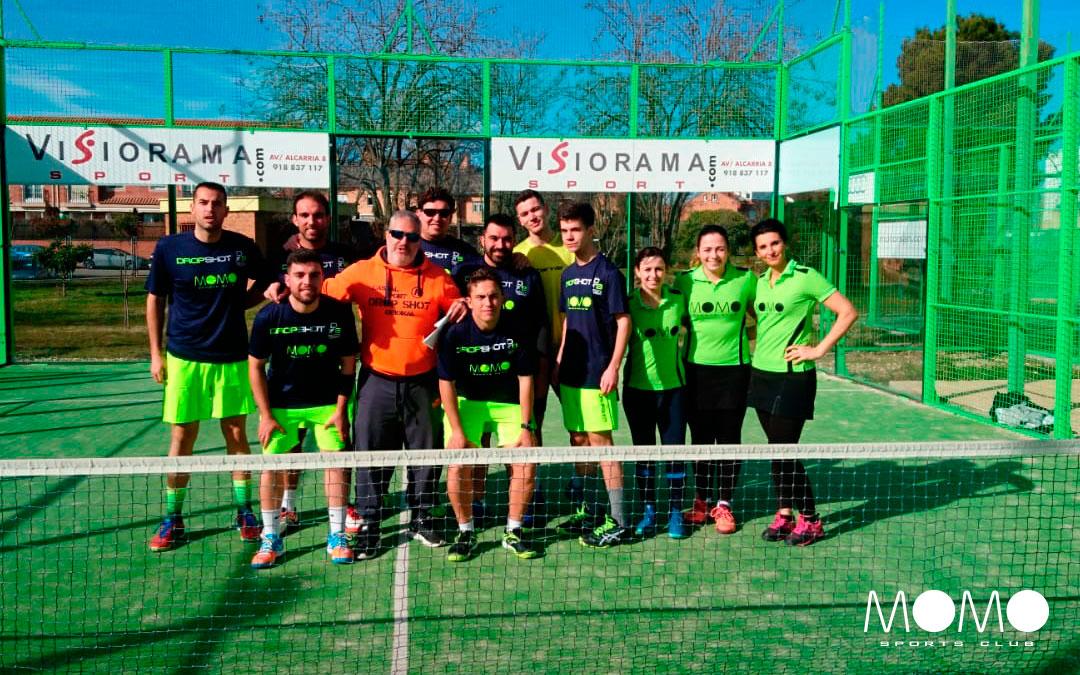 Liga de Pádel por equipos de Madrid