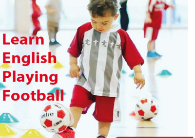 Little Kickers English