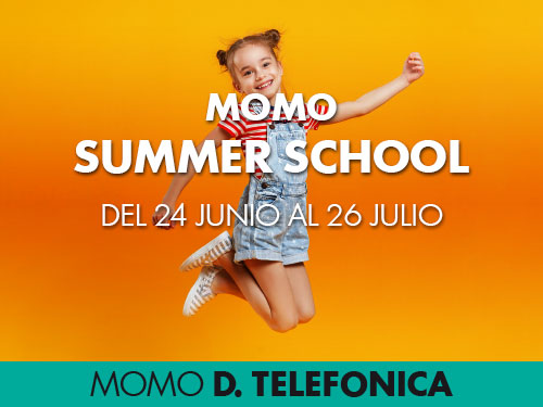 MOMO SUMMER SCHOOL DTELEFONICA