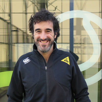 DANIEL VAQUERO