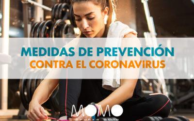 MEDIDAS PREVENTIVAS Y RECOMENDACIONES FRENTE AL COVID-19