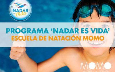 PROGRAMA NADAR ES VIDA – ESCUELA DE NATACIÓN MOMO