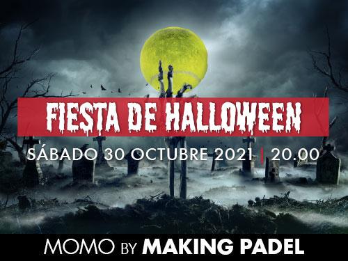 Fiesta Halloween MOMO by Making Padel